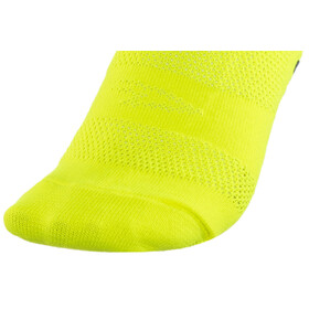 DeFeet Aireator 8 Lumens F*ck Yeah Socken Neon Gelb/Schwarz